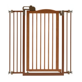 Richell Tall One-Touch Pressure Mounted Pet Gate II