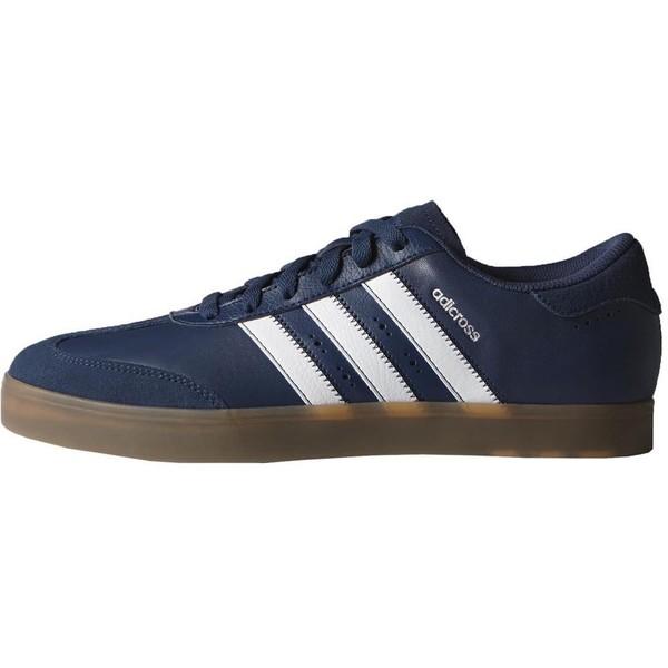 Adidas Men's Adicross V Mineral Blue/ White Golf Shoes