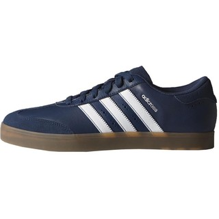 Adidas Men's Adicross V Mineral Blue/ White Golf Shoes
