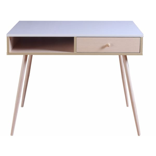 Shop Mid-Century Modern Small Work / Computer Desk - Free ...