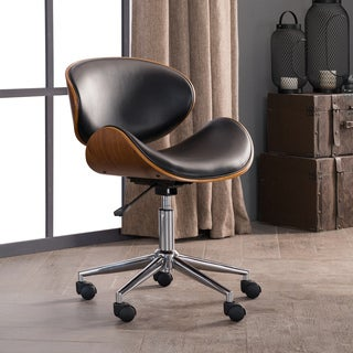 Exceptional Madonna Mid Century Adjustable Office Chair By Corvus   Free Shipping Today    Overstock.com   20712784