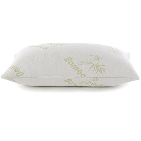 Cheer Collection Shredded Memory Foam Pillow