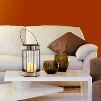 2017 New Adeco Stylish Lantern Candle Holder