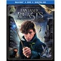 Fantastic Beasts and Where to Find Them (Blu-ray/DVD)