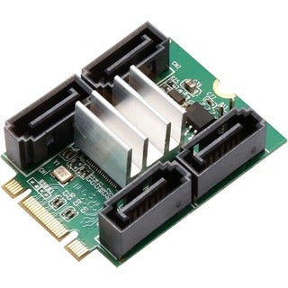 SYBA Multimedia M.2 to 4-port SATA III Adapter