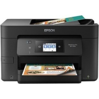 Epson WorkForce Pro WF-3720 Inkjet Multifunction Printer - Color - Pl