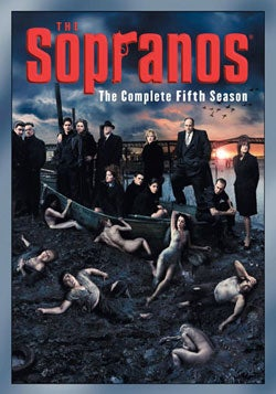 The Sopranos: The Complete Fifth Season (DVD)