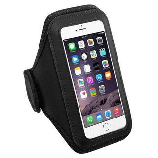 Insten Black Universal Vertical Pouch Sport Armband