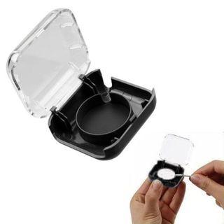 Insten Black Charging Holder For Apple Watch 38mm