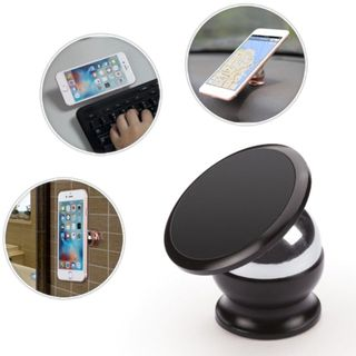 Insten Black Universal Magnetic Holder