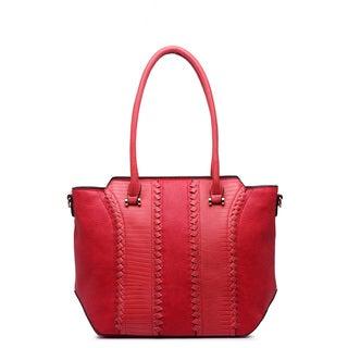 MKF Collection Pasadena Designer Tote Bag by Mia K. Farrow