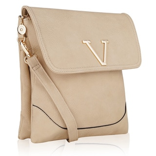 MKF Collection Morgan Crossbody Bag by Mia K. Farrow