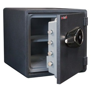 FireKing Business Class Fingerprint Scanner Locking Safe