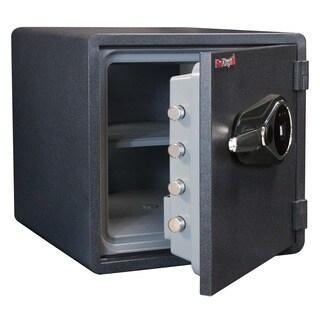 FireKing Business Class 1-Hour Rated Fire Safe, Fingerprint Scanner