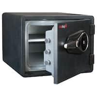 FireKing Business Class 1-Hour Rated Fingerprint Scanner Lock Fire Safe