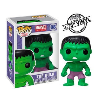 Funko Pop! Marvel Heroes Hulk Bobblehead