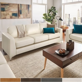 modern couches for sale. Bastian Aniline Leather Sofa By INSPIRE Q Modern Couches For Sale
