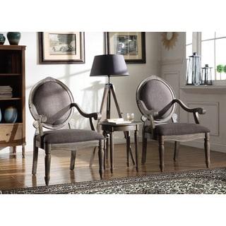 Furniture Of America Caroline 3 Piece Living Room
