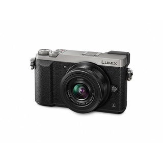 Panasonic Lumix DMC-GX85 Mirrorless Micro Four Thirds Digital Camera with 12-32mm Lens (Silver)