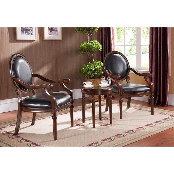 Prime Best Master Furniture 3 Pcs Accent Arm Chair Set Inzonedesignstudio Interior Chair Design Inzonedesignstudiocom