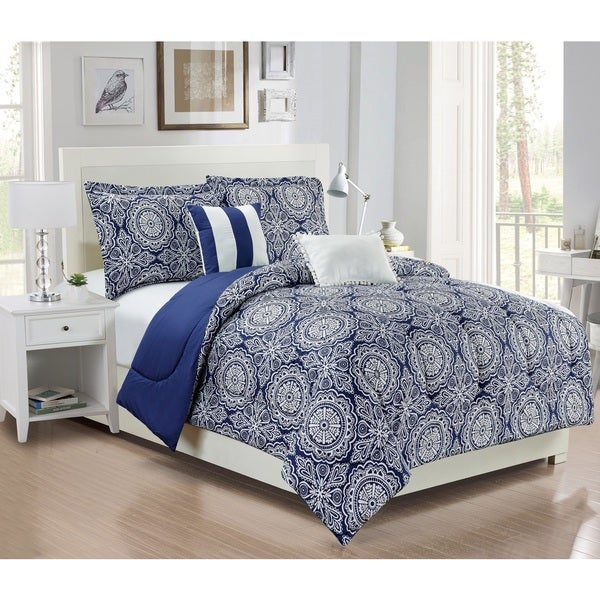Angela 5-piece Comforter Set