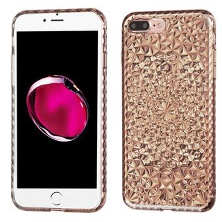Insten Smoke TPU Rubber Candy Skin Case Cover For Apple iPhone 7 Plus