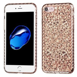 Insten Smoke TPU Rubber Candy Skin Case Cover For Apple iPhone 7