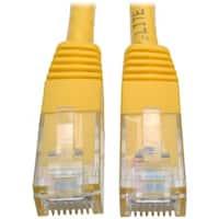 Tripp Lite 5ft Cat6 Gigabit Molded Patch Cable RJ45 M/M 550MHz 24AWG