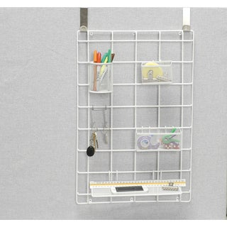 Seco Wall Street Small Cubicle\Personal Wall Organizer Kit