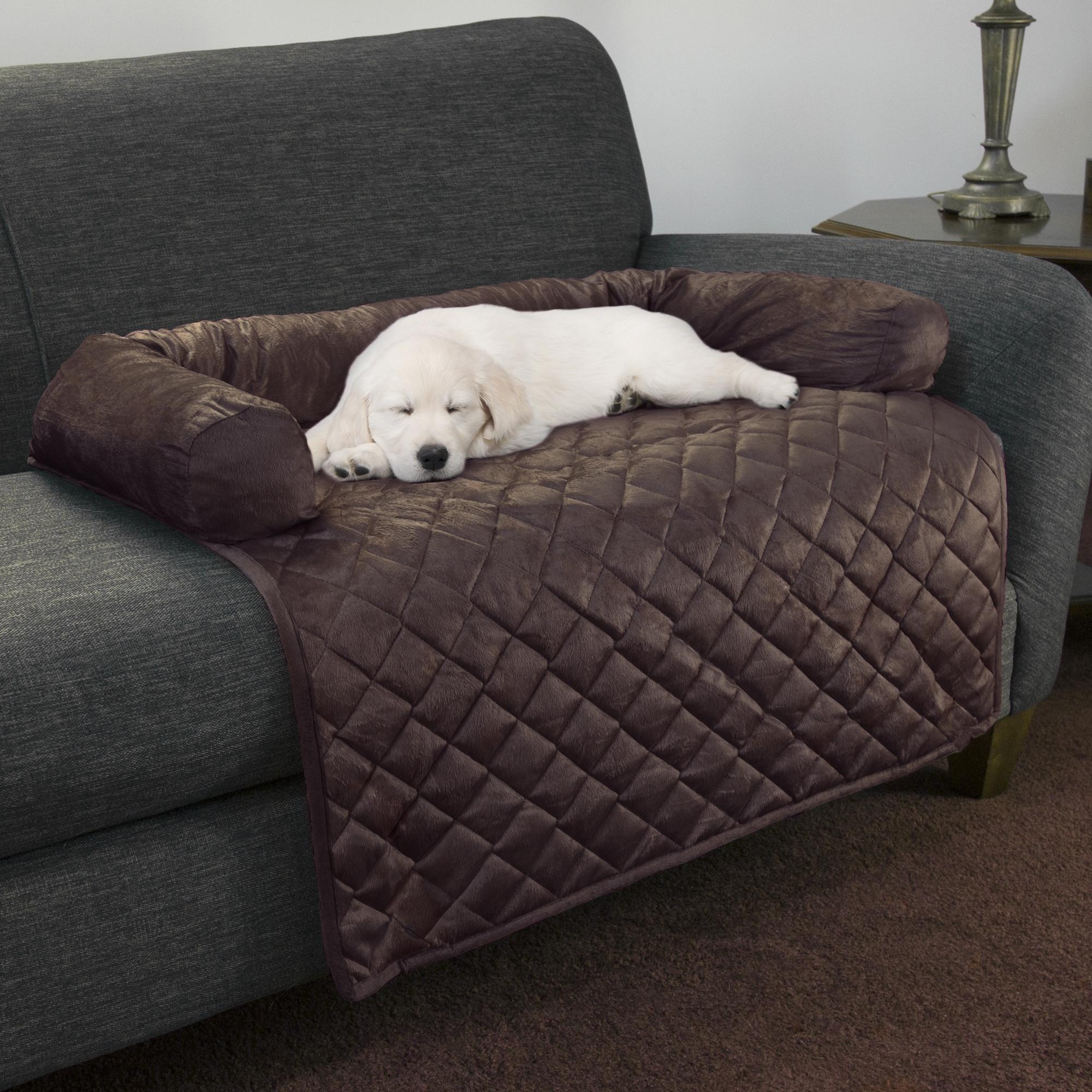 Petmaker Furniture Protector Bolster Pet Cover (Sage - 35...