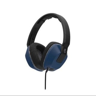 Crusher Black, Blue, Gray Mic1