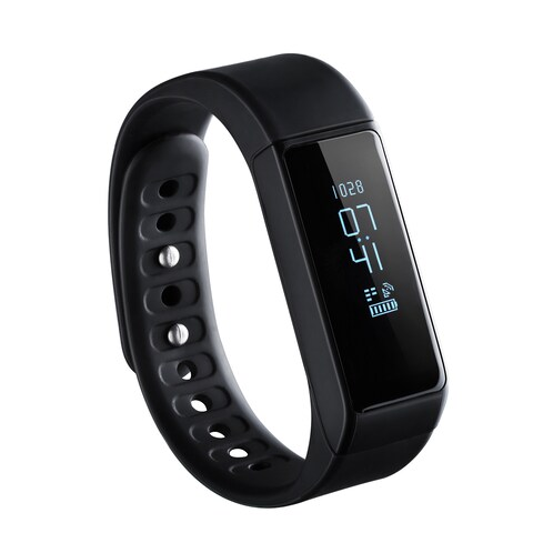 Smart Bracelet Fitness Tracker Waterproof Bluetooth 4.0 Sport Wristband with Switchable Sports Modes