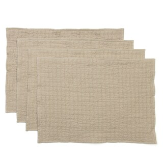 Cottage Home Catalina Linen Placemat (Set of 4)