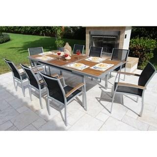 Galliano 9 Pc Dining Set