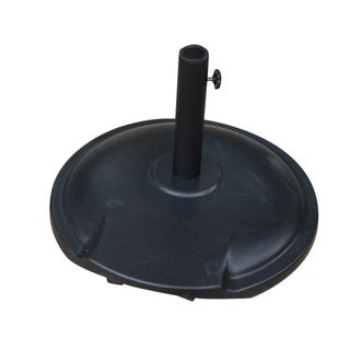 Poly Fiber Umbrella Base with Two Wheels (no. 50)