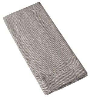 Cottage Home Iven Herringbone Linen Guest Towels (Set of 2)