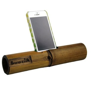 Bamboo Boozik iPhone Amplifier - iPhone Original - Global Groove (Thailand)