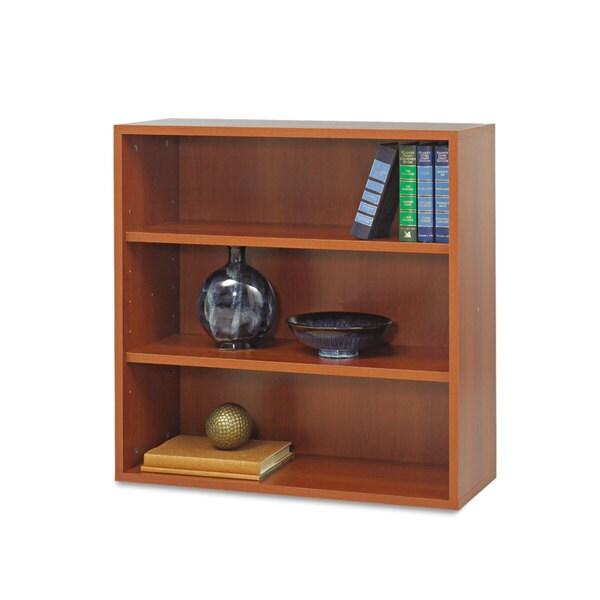 Safco Apres Open Bookcase Three Shelf 29 3 4 Inch Wide X