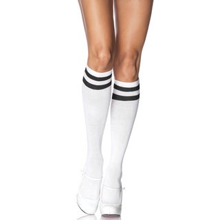 Leg Avenue Women's Athletic Knee-highs
