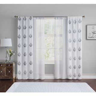 VCNY Home Jax Panel Pair with Bonus White Sheers|https://ak1.ostkcdn.com/images/products/14138458/P20741947.jpg?impolicy=medium