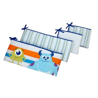 Disney Monster's at Play Traditional Padded Bumper