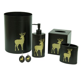 Whitetail Deer Bath Accesories