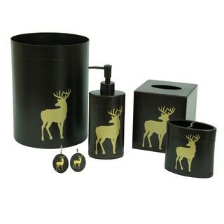Whitetail Deer Bath Accesories