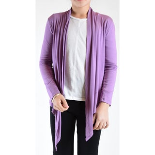 Dimamit's Kids' Flyway Open Cardigan (4 options available)