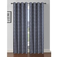 Shop M Style Batik 84 Inch Curtain Grommet Panel Pair