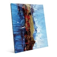 'Wapishta' Glass Wall Art Print