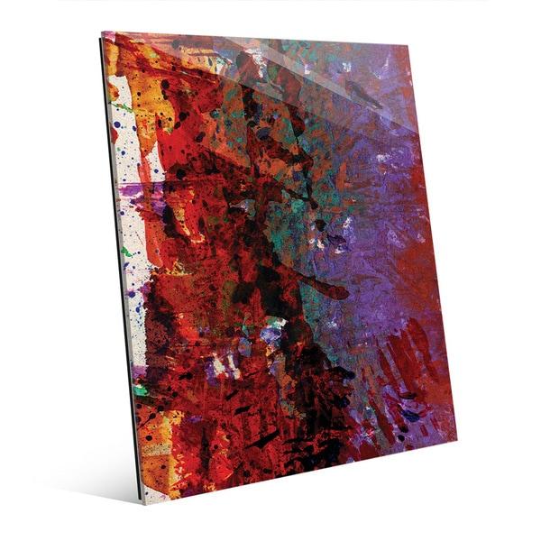 'Djega' Glass Wall Art Print
