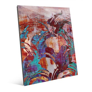 'Totope' Glass Wall Art Print