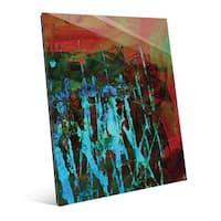 'Nightcrawlers' Glass Wall Art Print