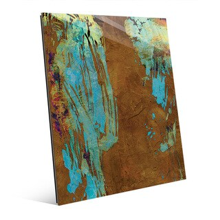 'Cibola' Glass Wall Art